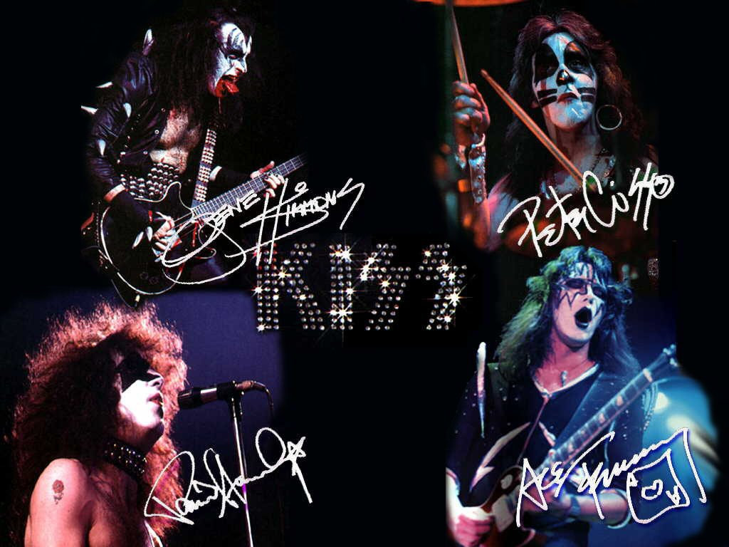 KISS   KISS Wallpaper 23452357 1024x768