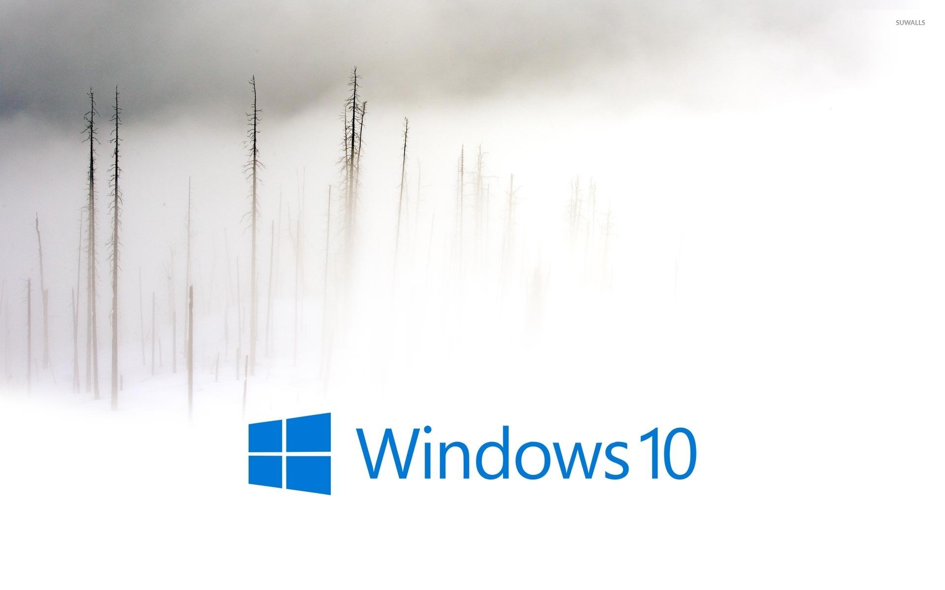 Windows 10 Fog Wallpaper Wallpapersafari