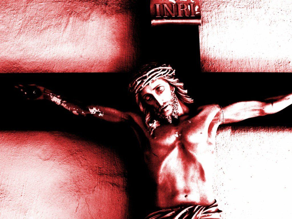 Jesus Christ Crucifixion Wallpapers Christian Wallpapers 1024x768