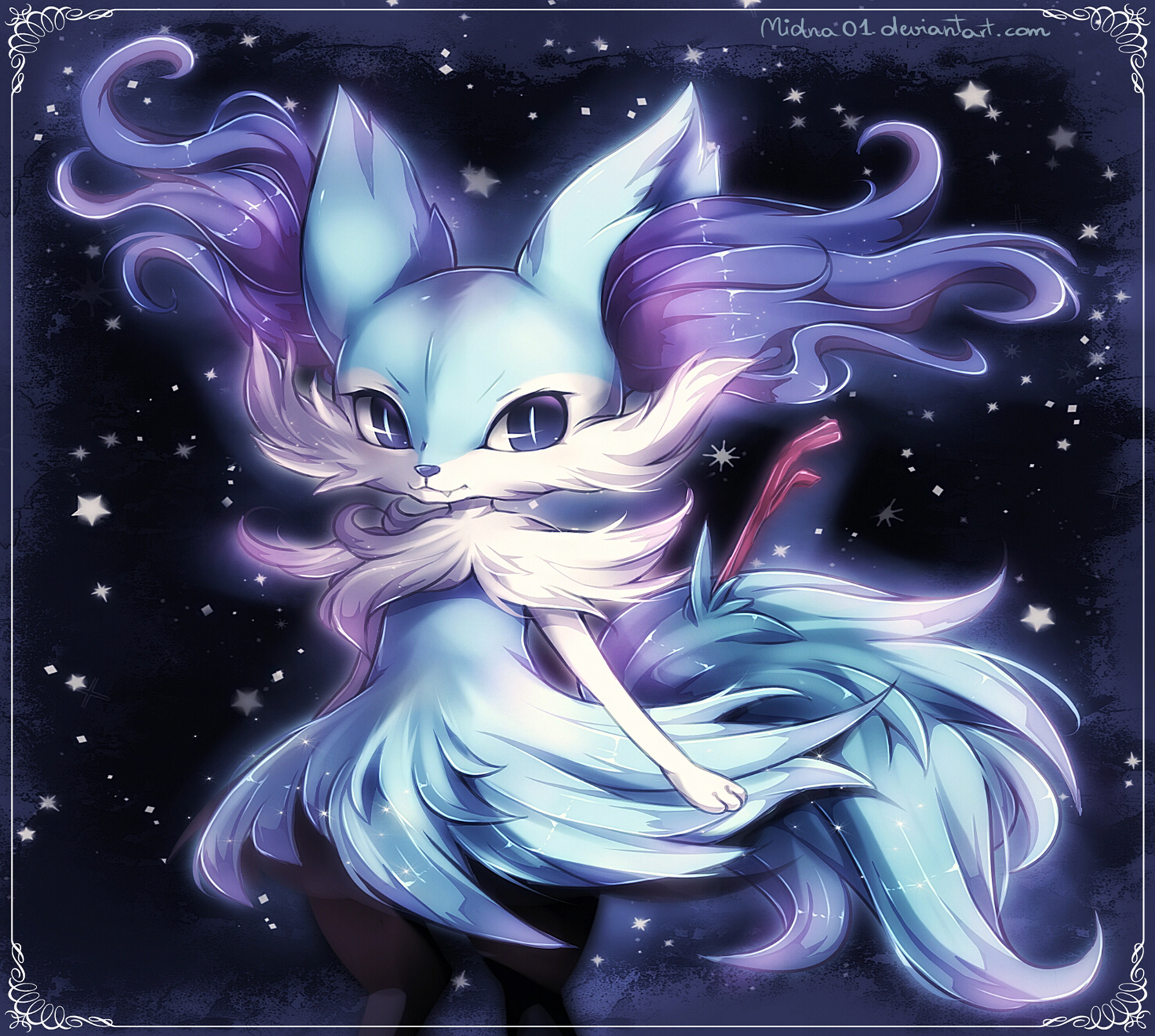 Ice Braixen Wallpaper and Background 1672x1500 ID648625 1672x1500