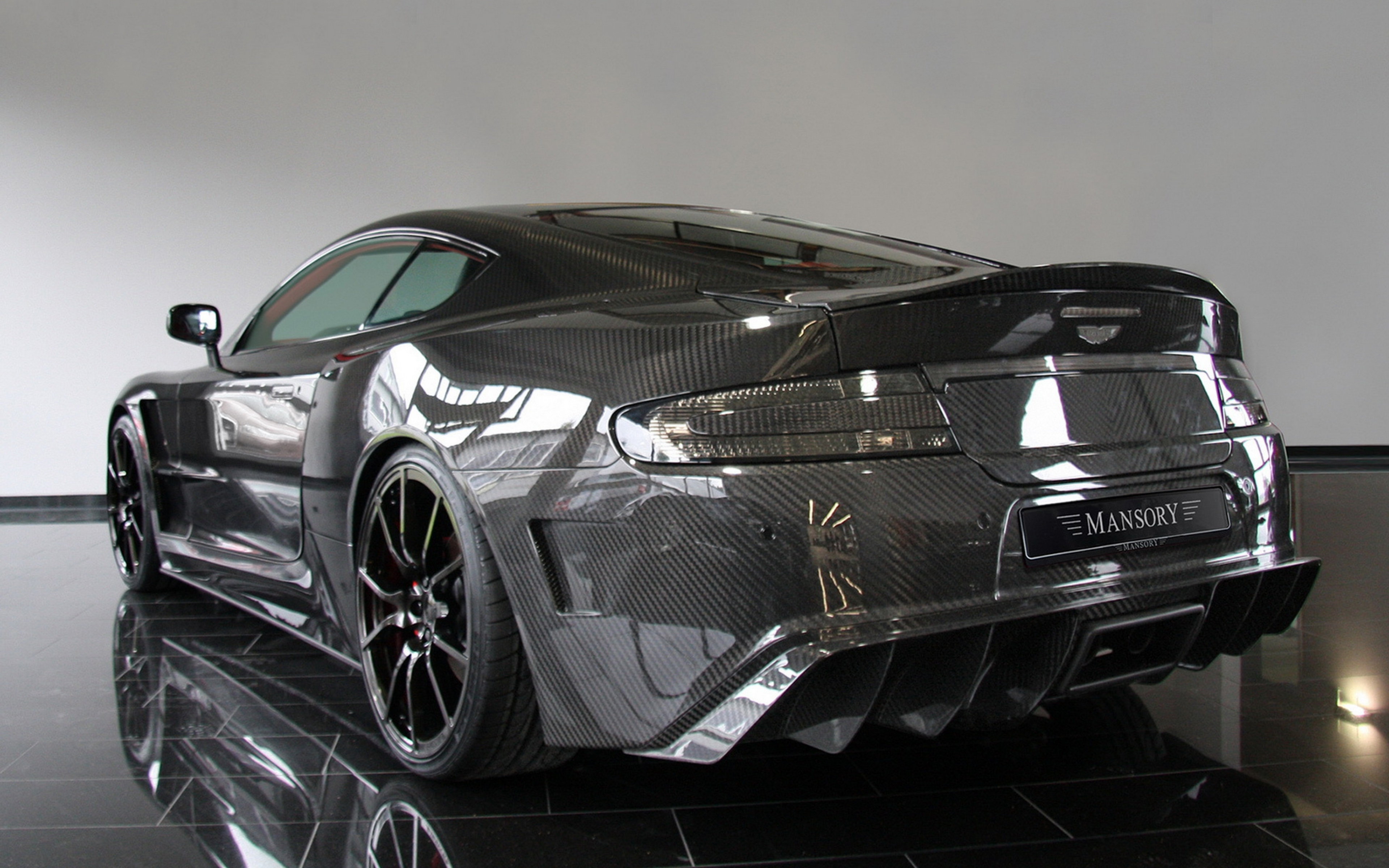 Download Wallpaper 3840x2400 Mansory Aston martin Dbs 2009 Carbon 3840x2400