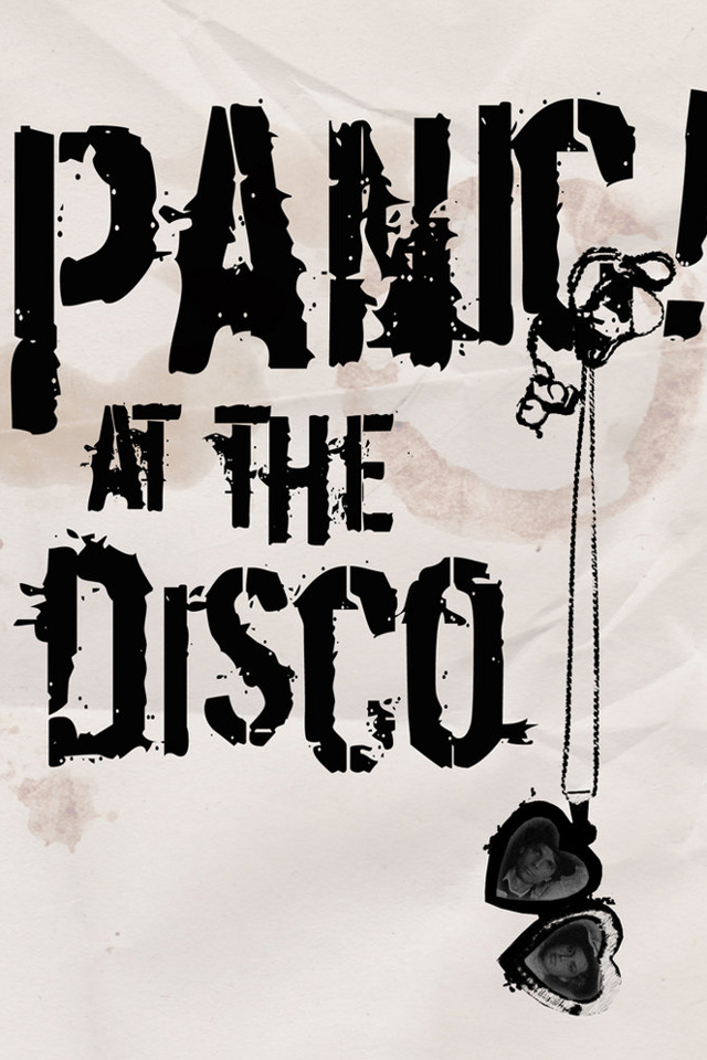 panic at the disco iphone wallpaper Quotes 640x960