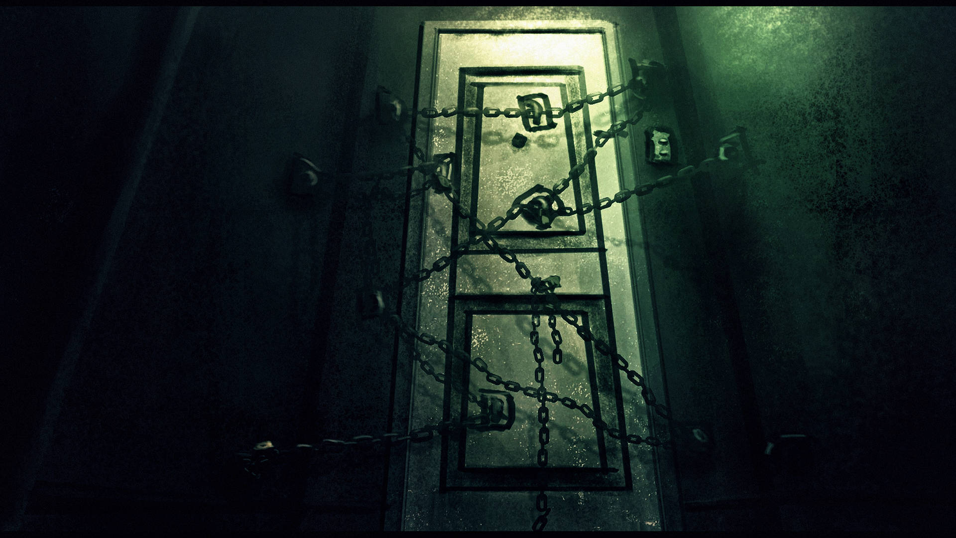 silent hill 4 Wallpaper tags game horror the room the door 1920x1080