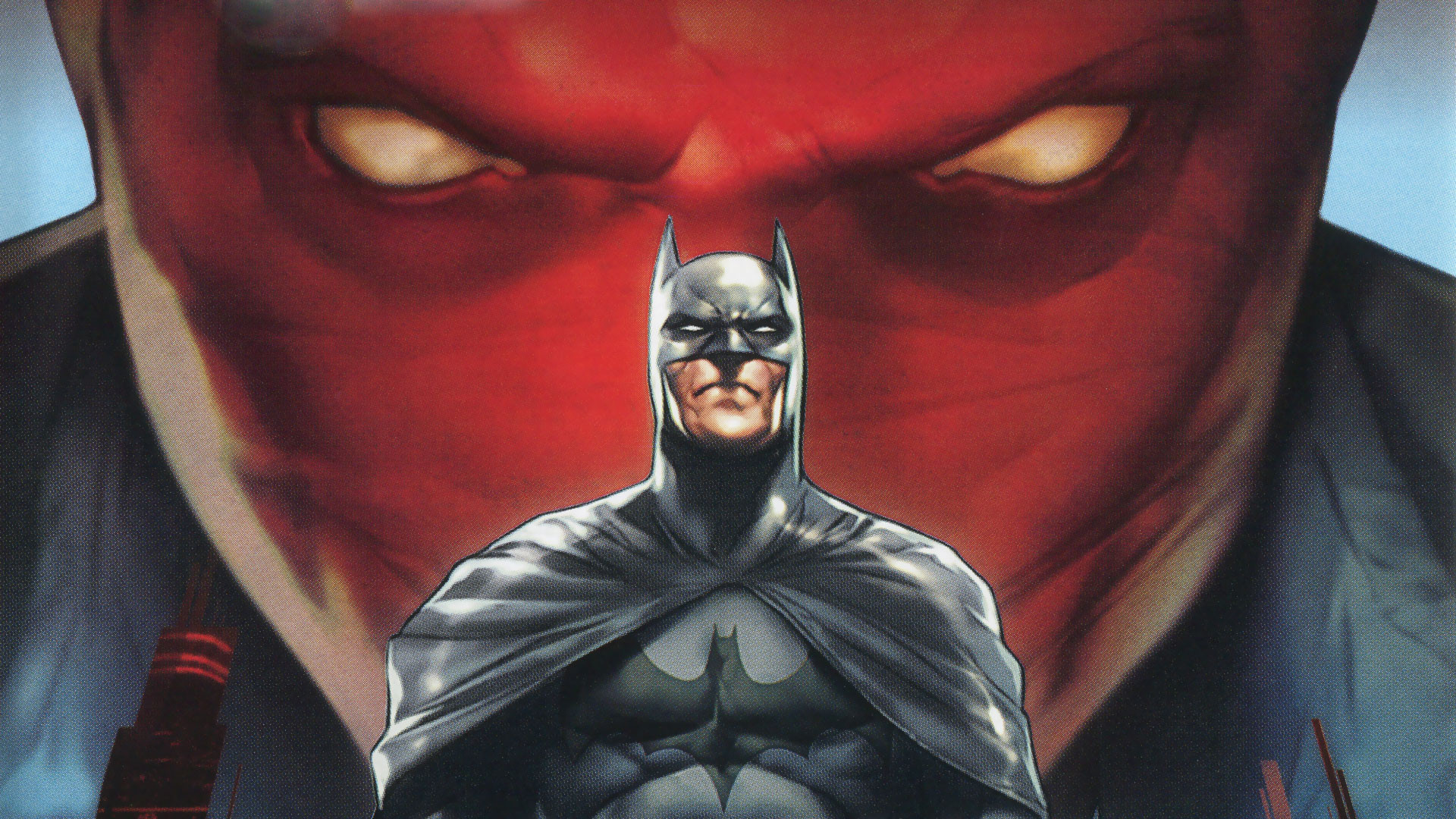 44 batman red hood hd wallpaper on wallpapersafari - Hood cartoon wallpaper ...