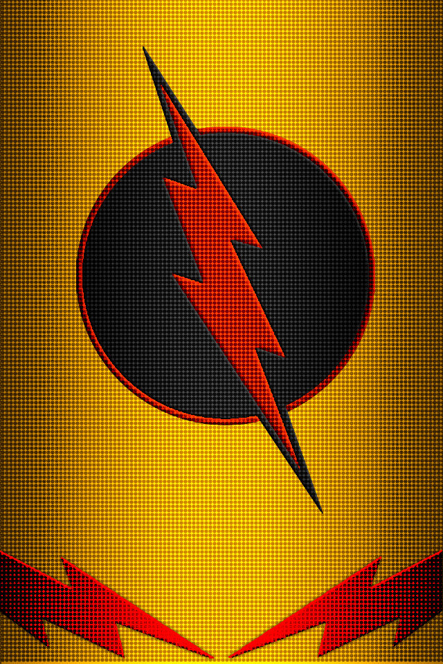 Reverse Flash Wallpaper Reverse flash costume 640x960