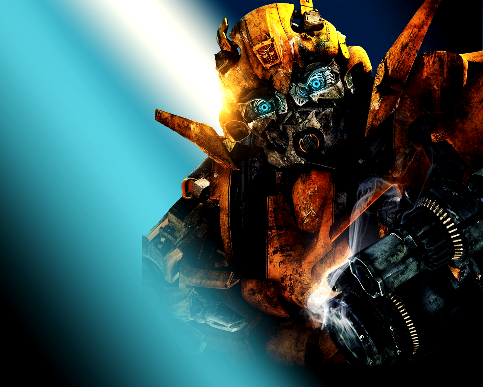 Bumblebee Transformers HD Wallpapers HD Wallpapers Backgrounds 1600x1285