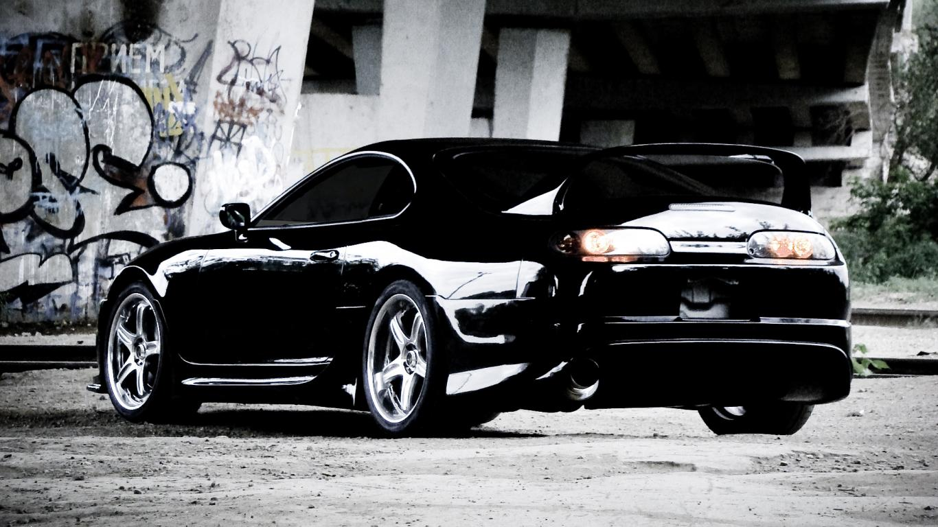 Toyota Supra Wallpapers 6479 Hd Wallpapers in Cars   Imagescicom 1366x768