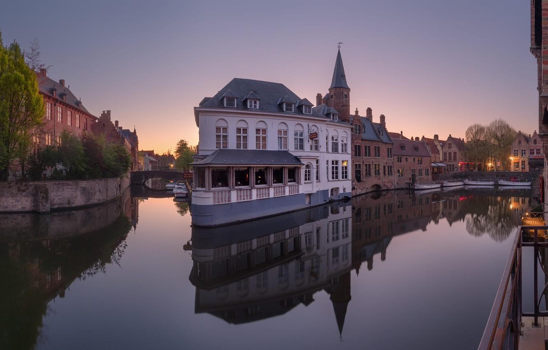 Wallpaper Belgium Bruges Brugge images for desktop section 1332x850