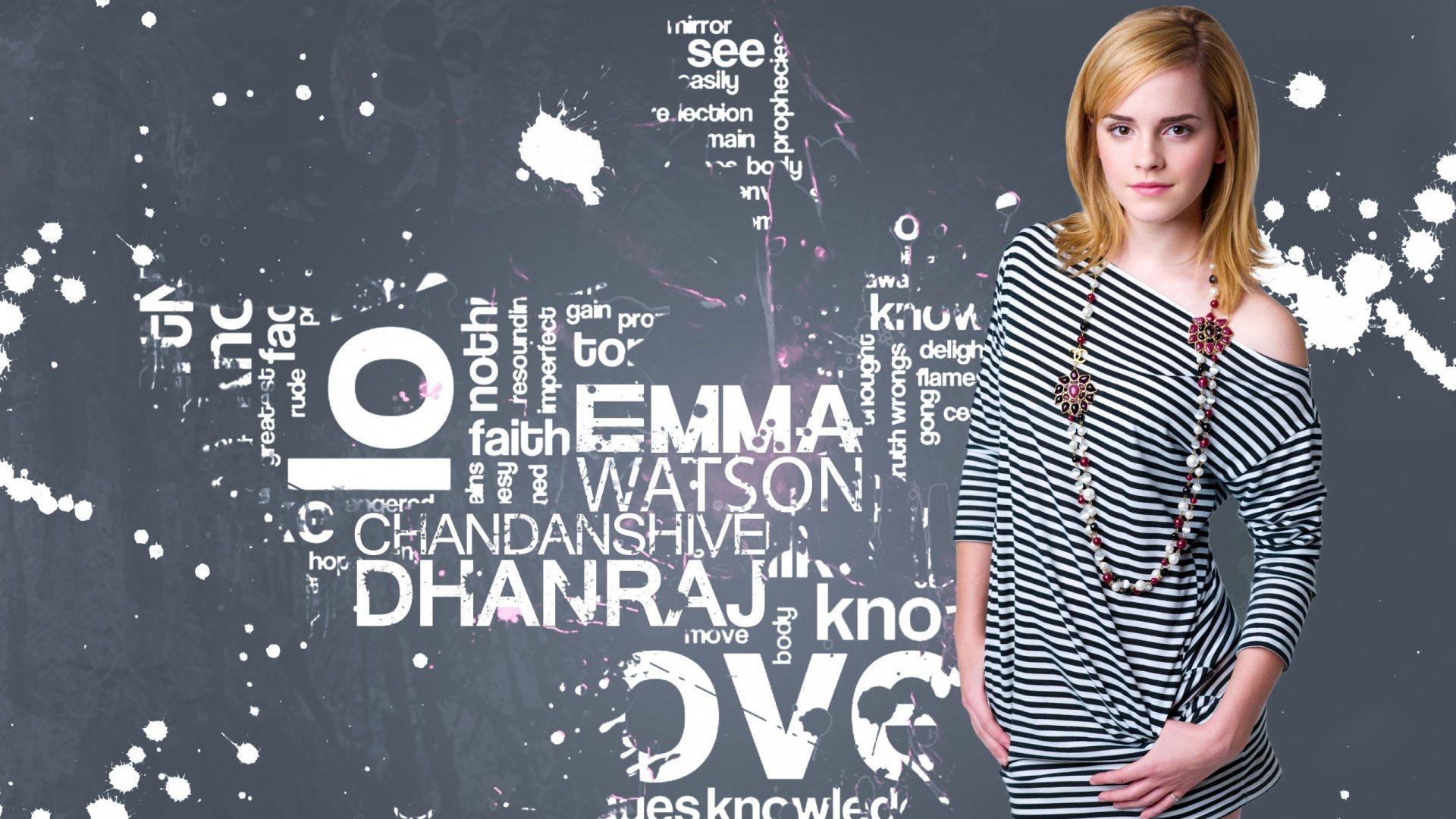 Emma Watson Hd Wallpapers 1080P   1398967 1920x1080