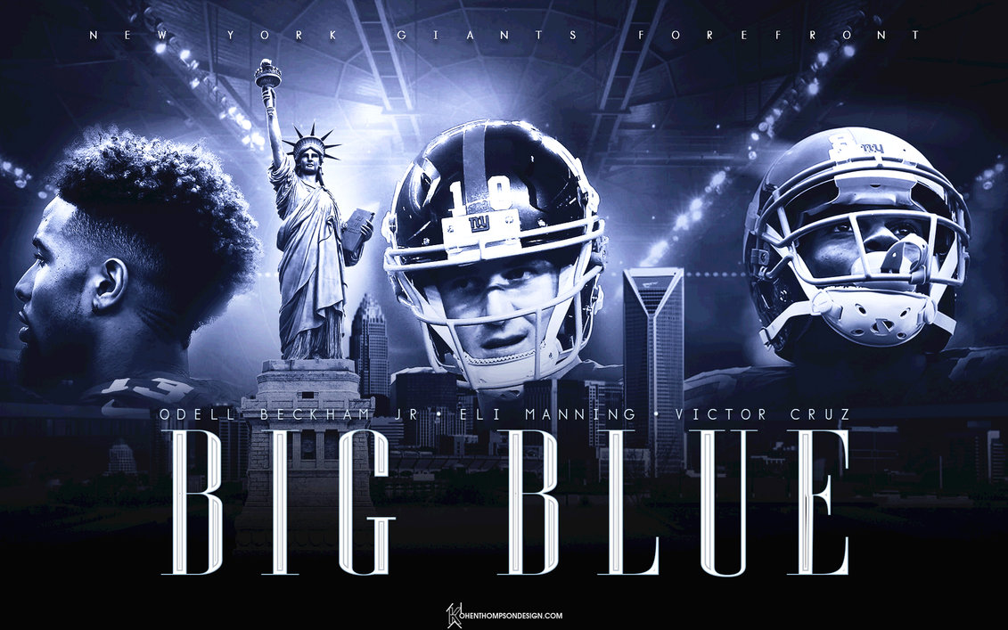 48 New York Giants 2015 Wallpaper On Wallpapersafari