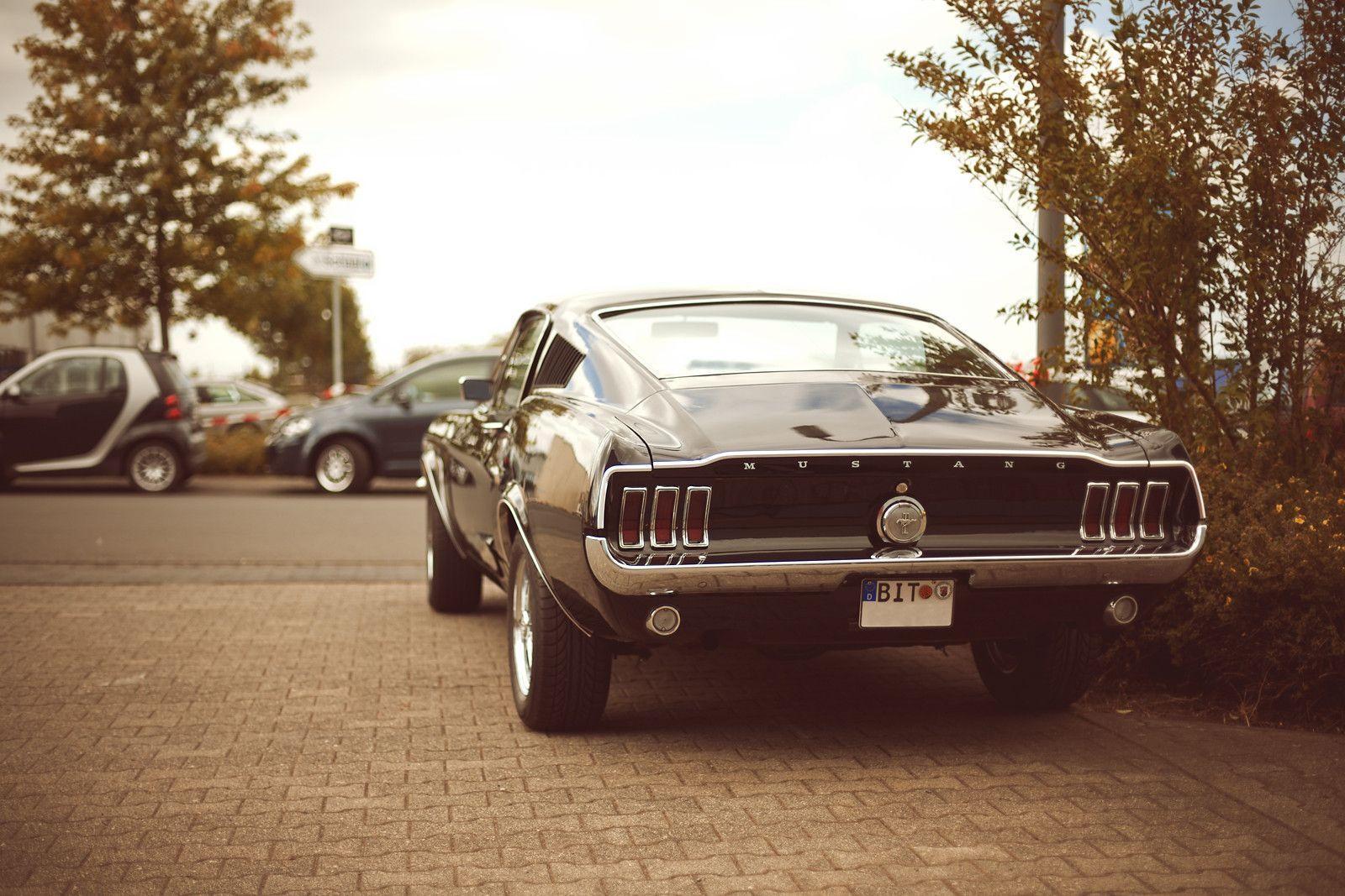1967 Mustang Wallpapers 1600x1067