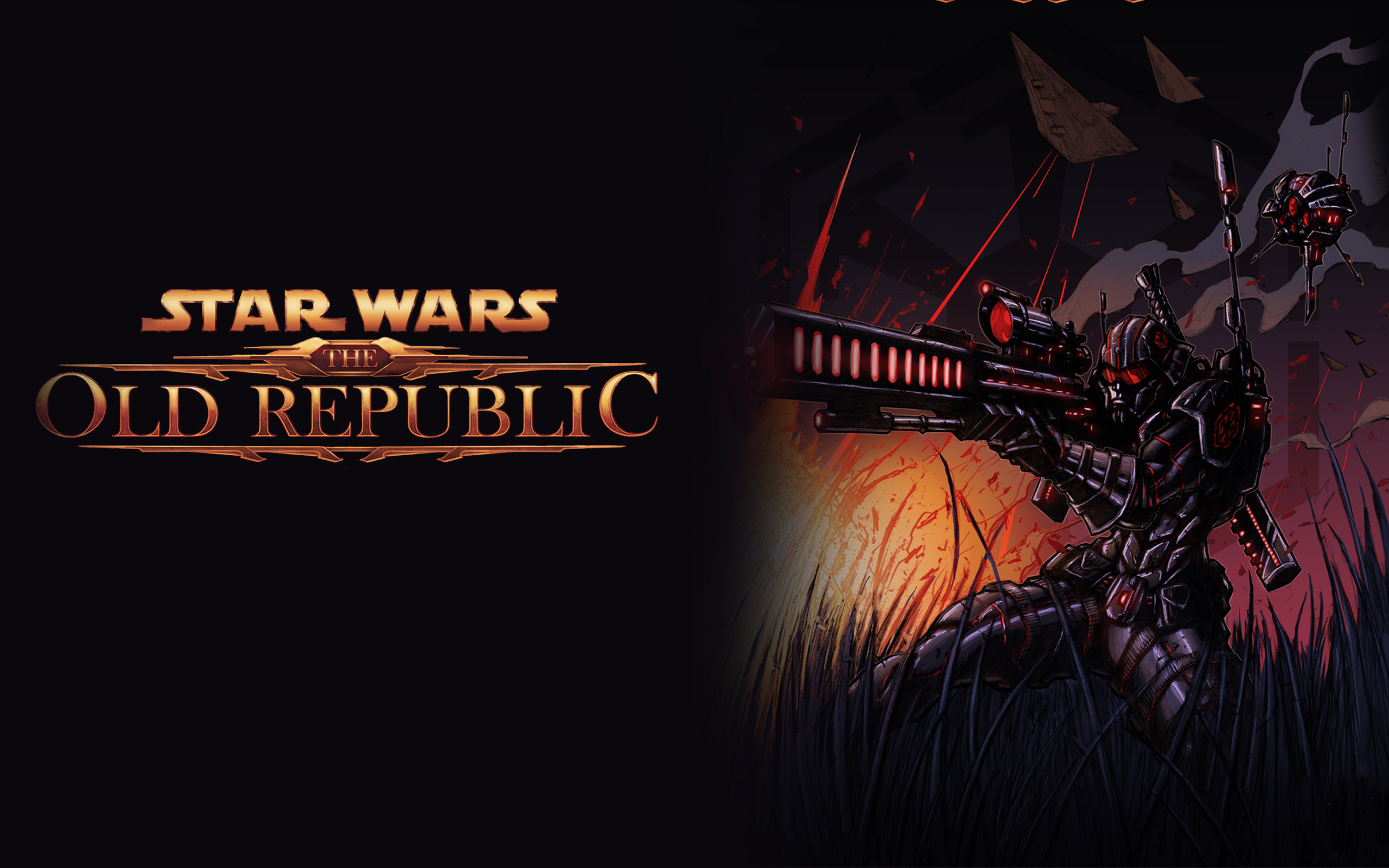 Star Wars The Old Republic Wallpapers Pictures Images 2560x1600