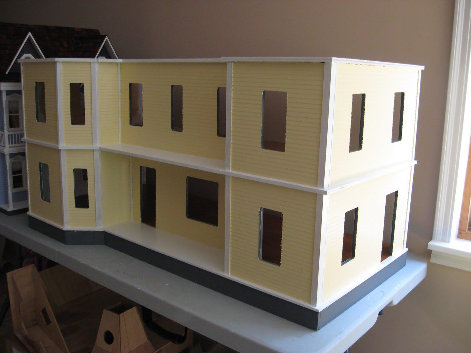 50+] Dollhouse Finishing Wallpaper and Paint on WallpaperSafari