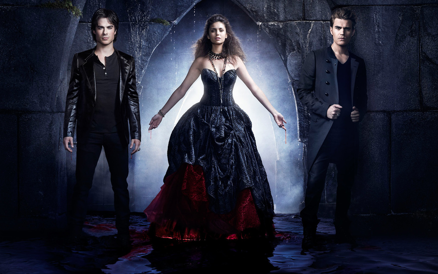 Vampire Diaries Season   Wallpaper High Definition High Quality 900x563