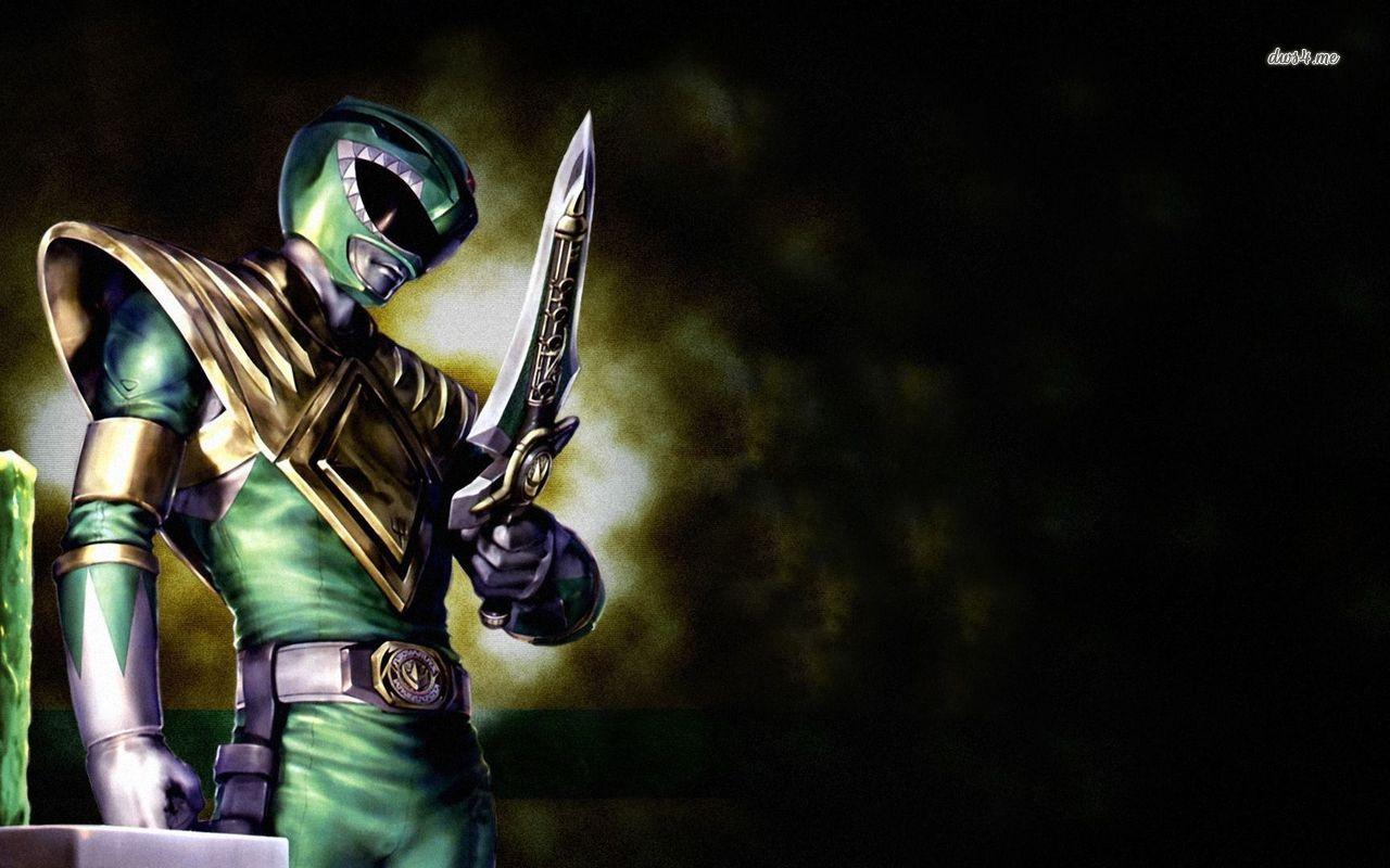 mighty morphin green ranger wallpaper - photo #4