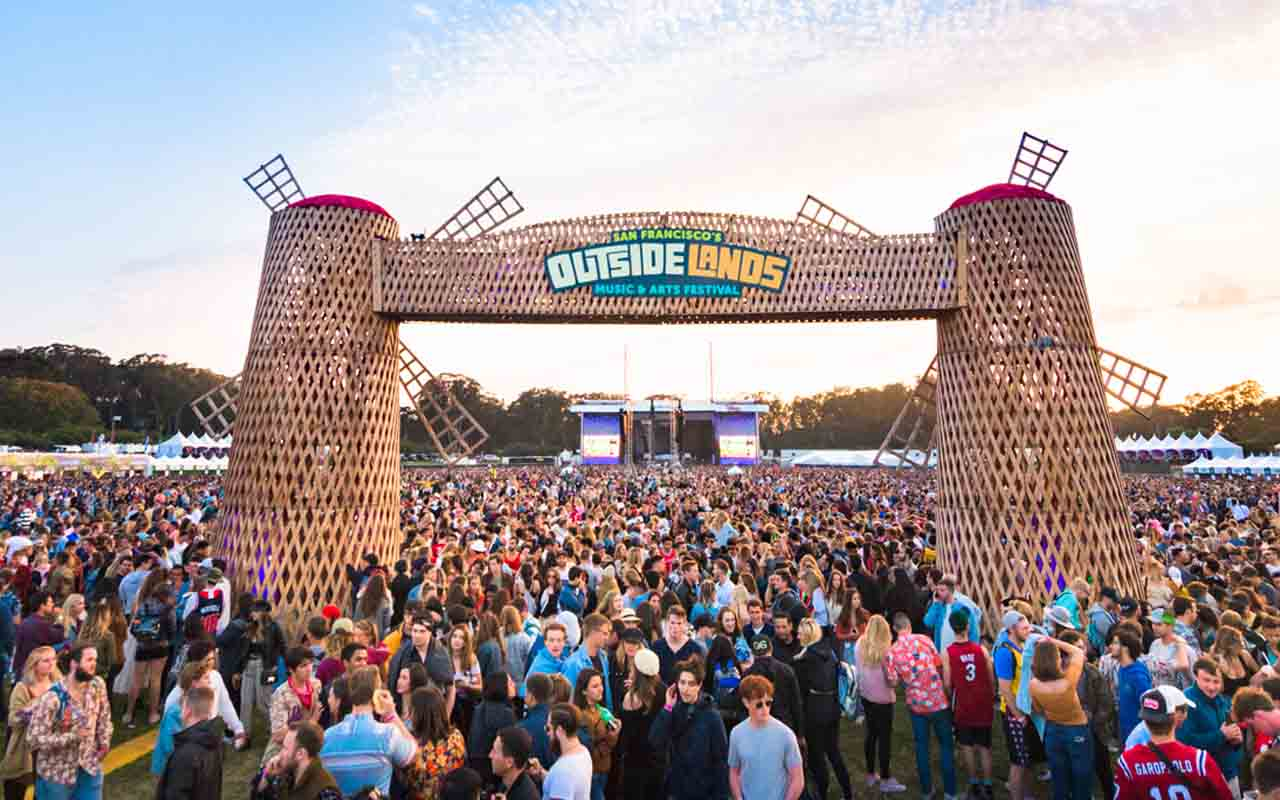 Single day tickets on sale Thursday Outside Lands   August 9 11 1280x800