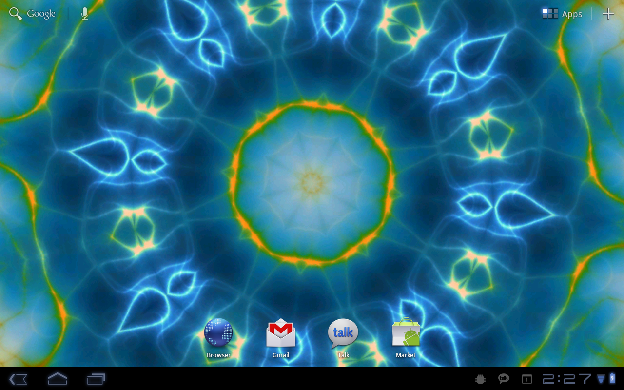 Free Prismatic Live Wallpaper Android Apps On