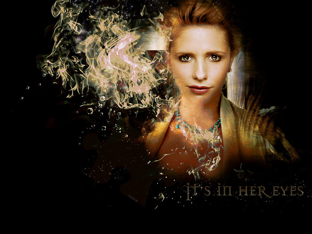 Free Download Buffy The Vampire Slayer Buffy 1024x768 For Your