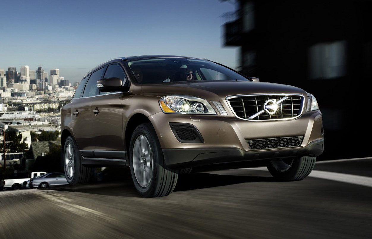 2011 volvo xc60 india wallpapers stills images and pictures Vivid 1252x803