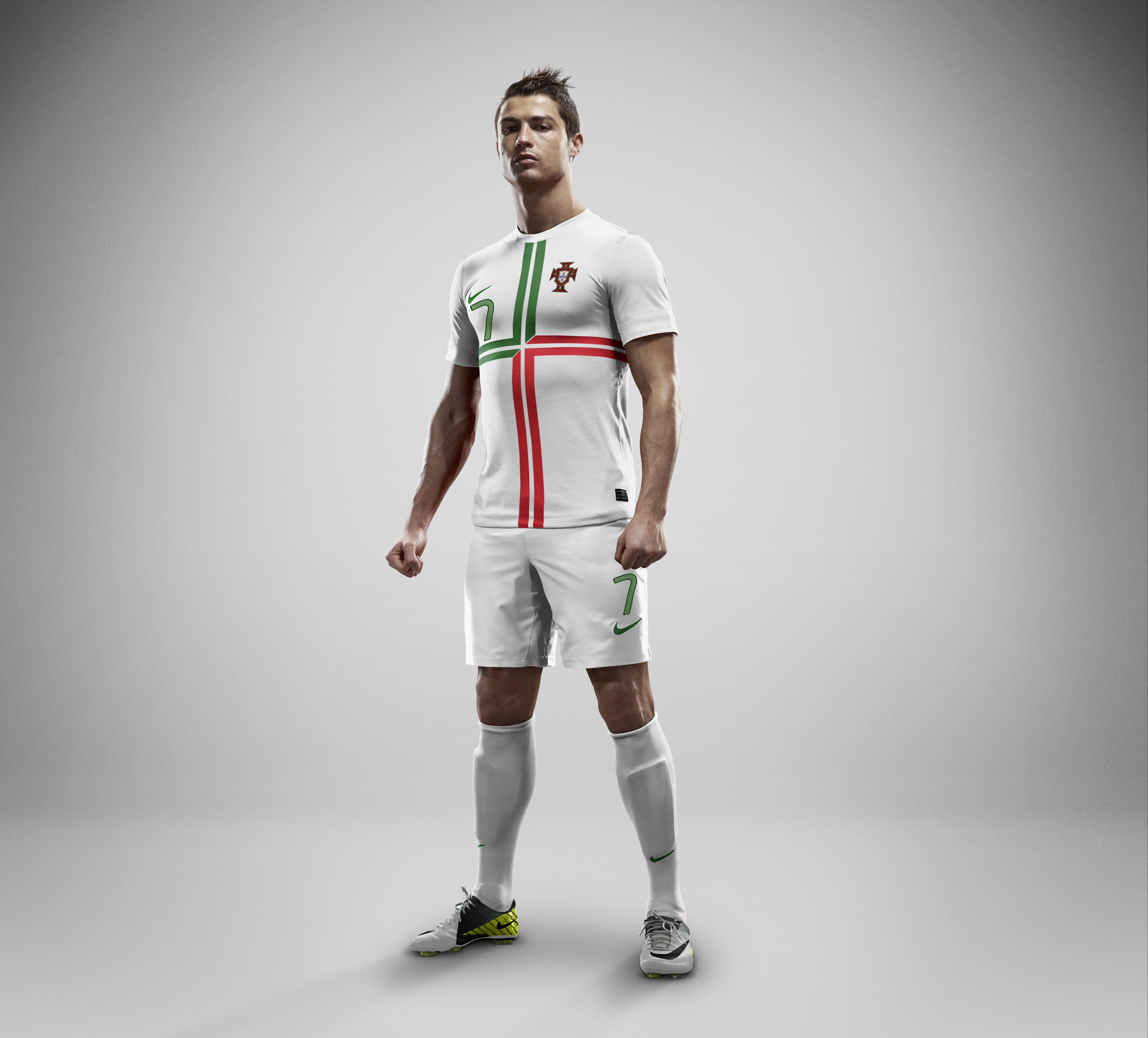 Cristiano ronaldo portugal real madrid Fuballteams 5487x4961