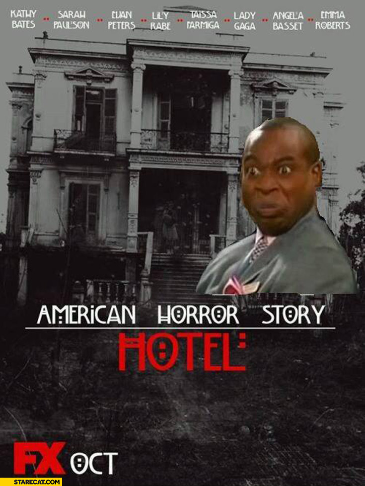american horror story hotel no murdering in my lobby 735x978