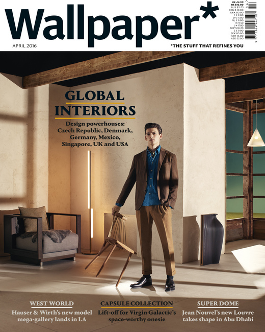 Wallpaper Magazine Subscription Magazines Direct 520x650