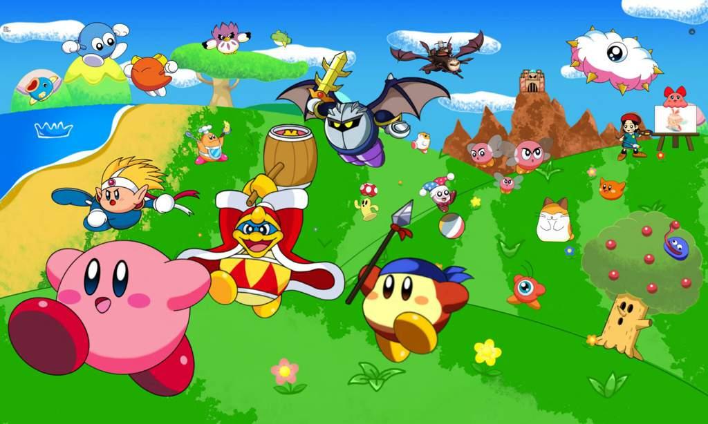 Kirbys Dreamland Kirby Amino 1024x614