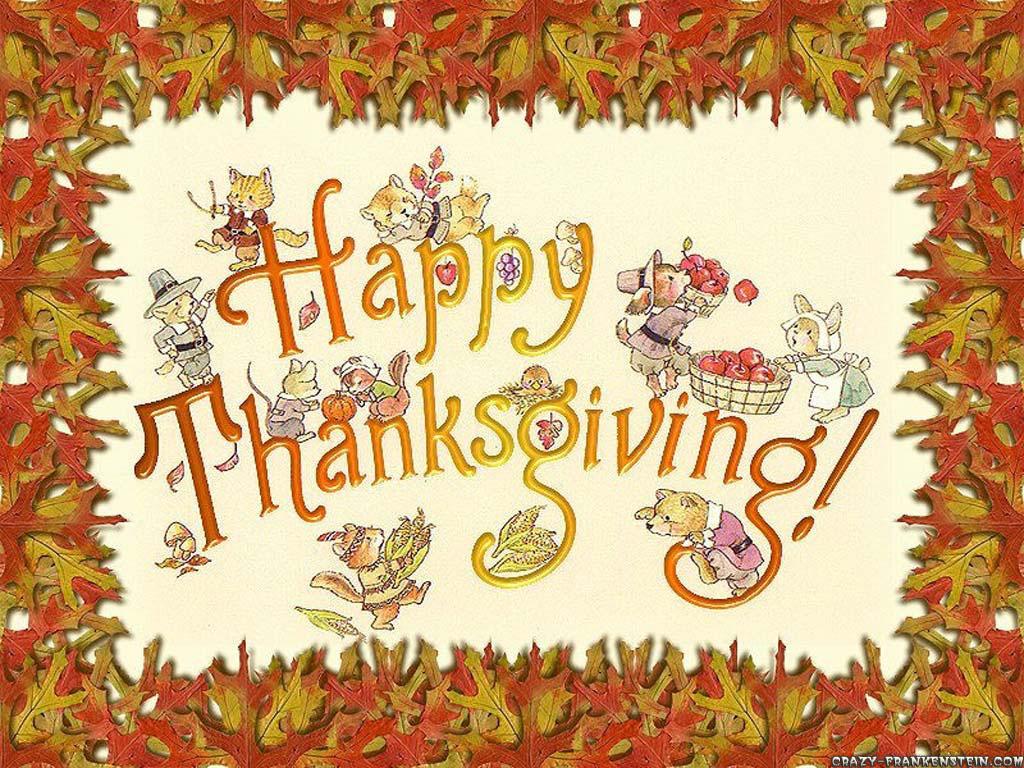 Thanksgiving Desktop Wallpapers Wallpaper 1024x768 1024x768