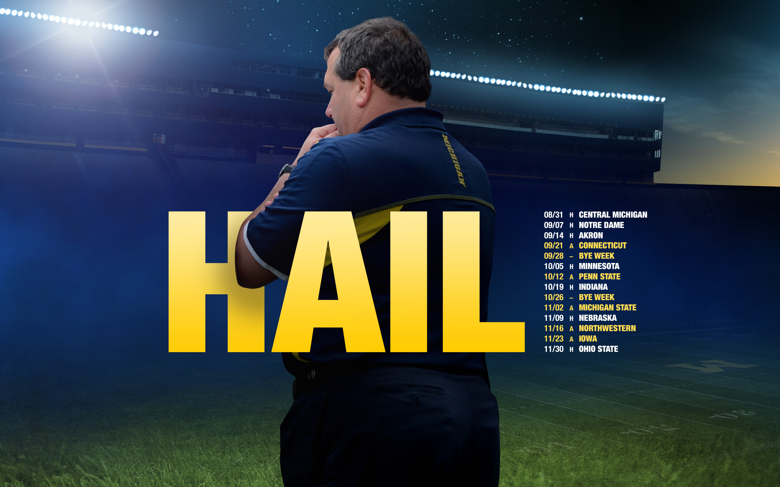 49 Michigan Football Desktop Wallpaper On Wallpapersafari: [45+] Michigan State Football Wallpaper HD On WallpaperSafari