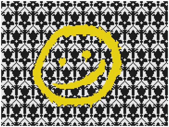 Sherlock Wallpaper cross stitch pattern by KatsCrossStitchery 570x429