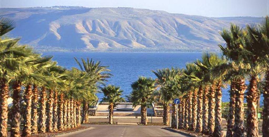 The Sea of Galilee Israel Trip to Israel 1024x522
