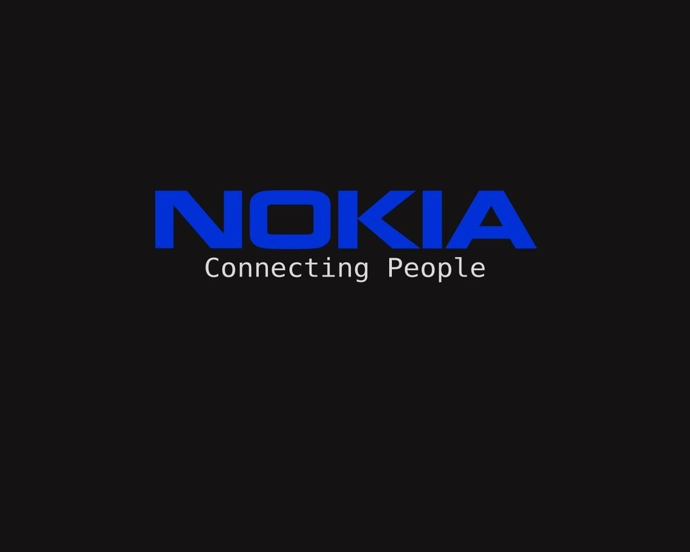 nokia wallpaper logos wallpapersafari nokia logo black background nokia logo black hd wallpaper
