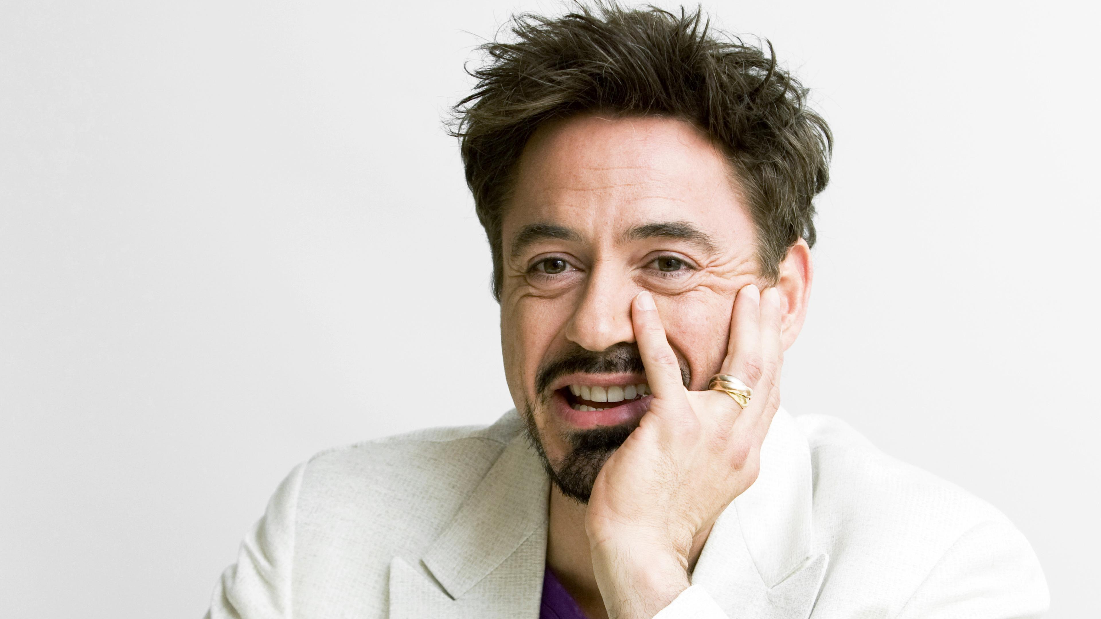 Robert Downey Jr Wallpaper 4   3840 X 2160 stmednet 3840x2160
