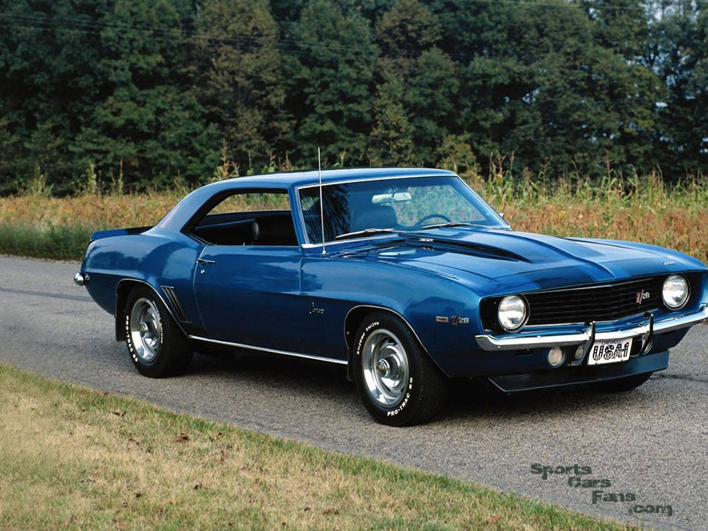 Only Cars muscle cars wallpaper 1024x768