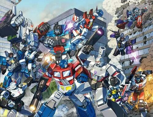 Transformers   Autobots Decepticons Transformers Pinterest 500x382