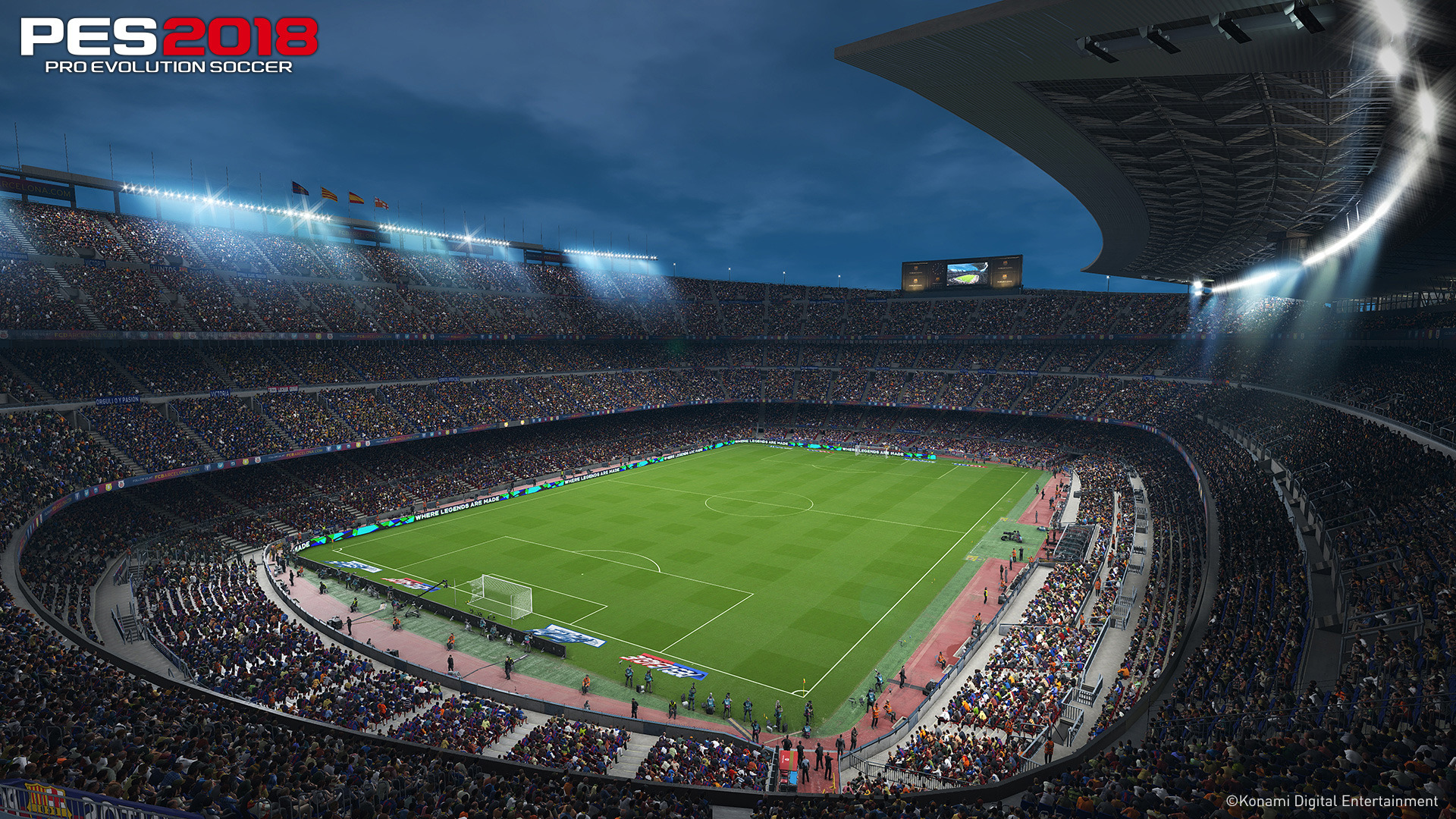 PES 2018 Release Date First Details Revealed GameSpot