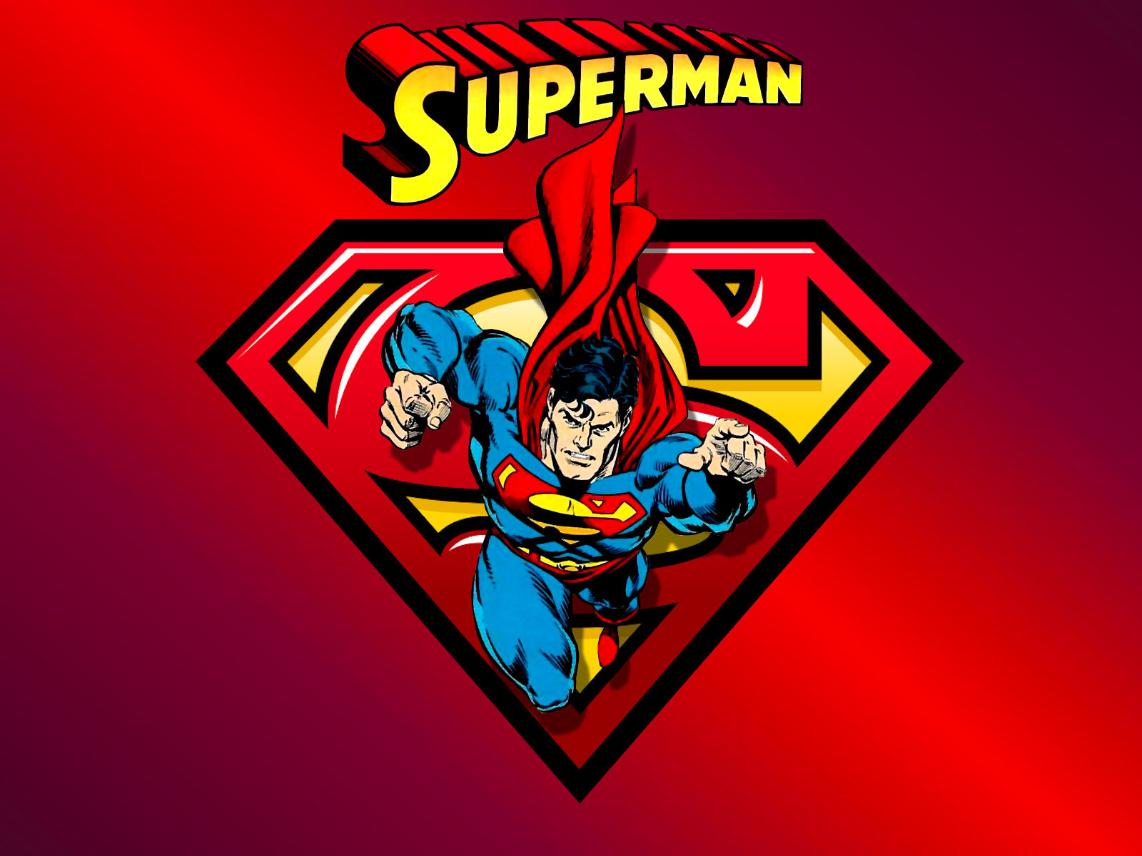 Superman Wallpaper 1 by Superman8193 1600x1200