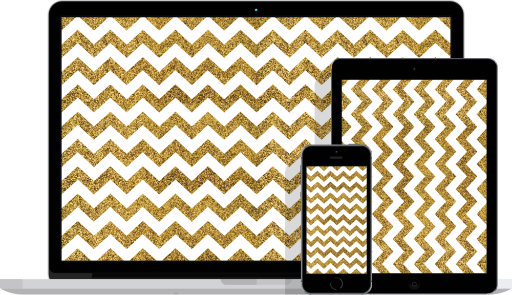 gold chevron wallpaper wallpapersafari