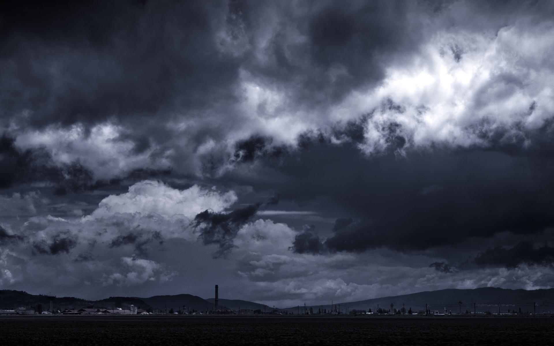 Storm Clouds wallpaper 1920x1200 7950 1920x1200