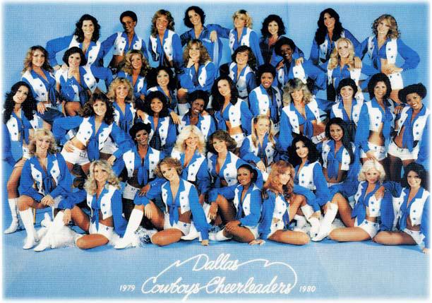 dallas cowboys cheerleaders roster