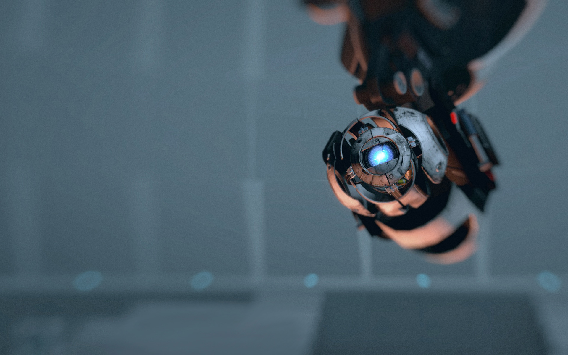 [50+] Portal 2 Background on WallpaperSafari
