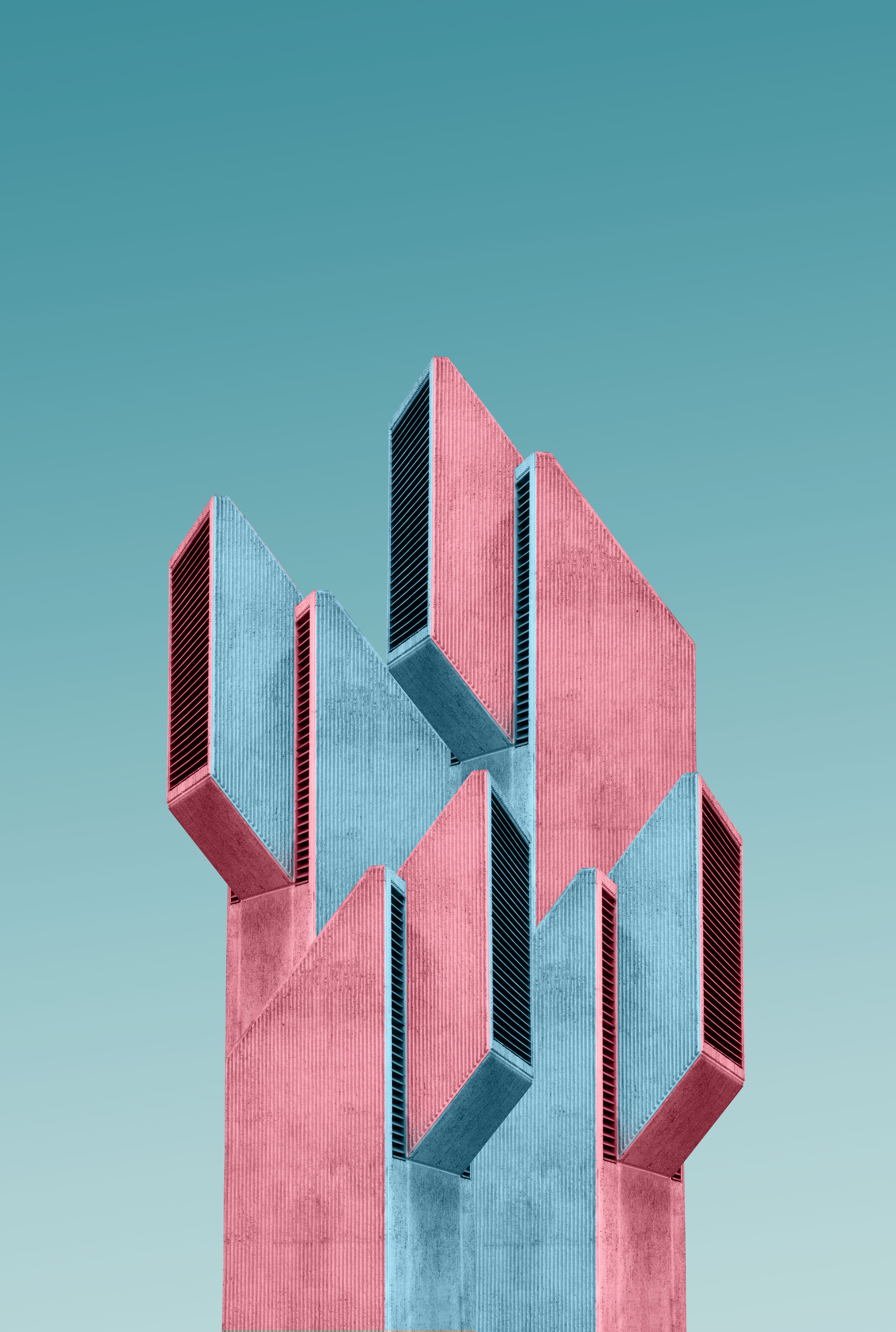 5 Days of Awesome Wallpapers Geometric and Architectural 5512x8192