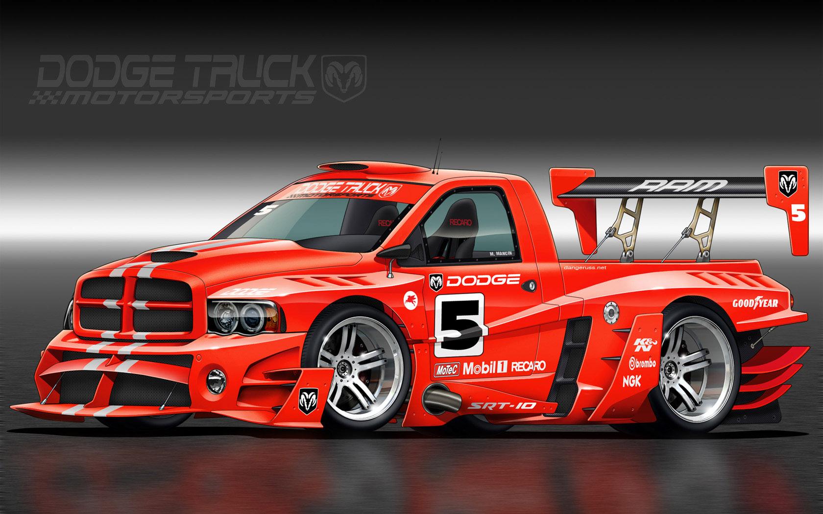 16801050 Dodge Truck HFS Edition Wallpaper 1680x1050