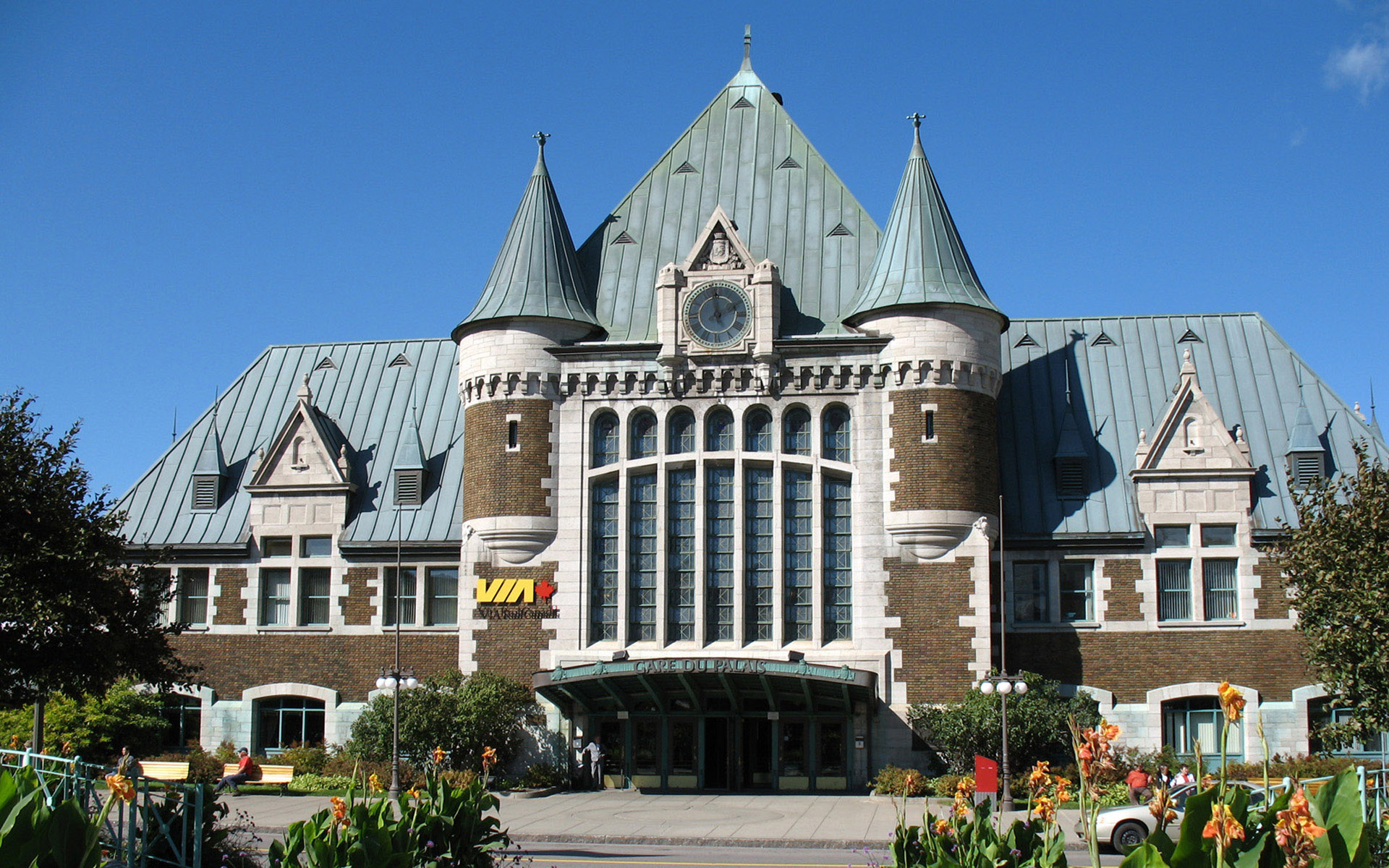 Travel To Montreal Canada By Train