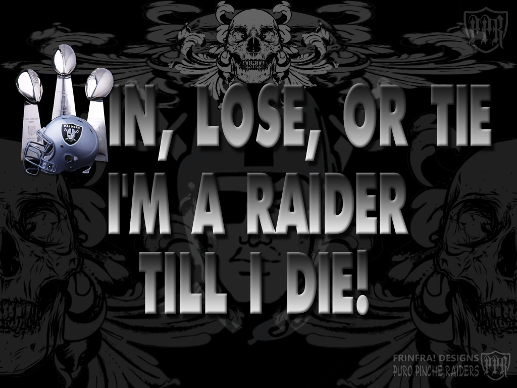Oakland Raiders wallpaper 1024x768