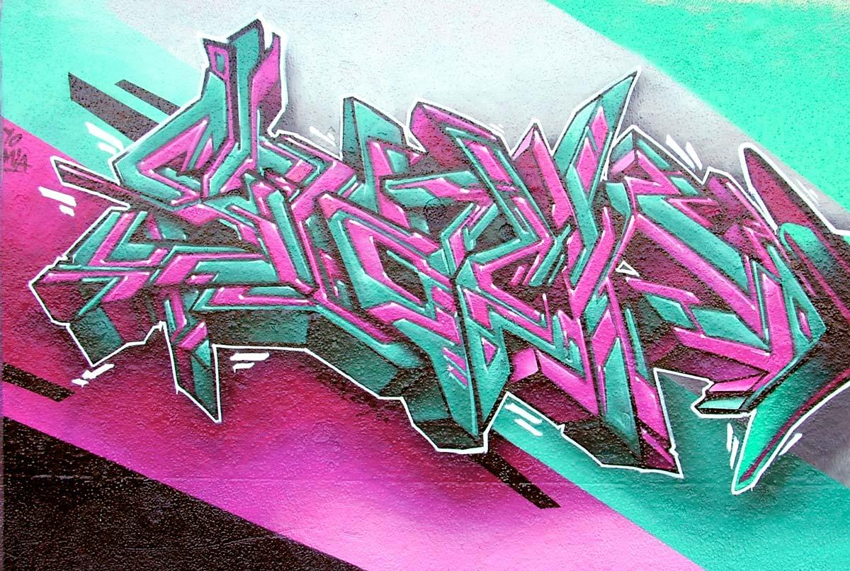 Grafitti Background Wallpapersafari