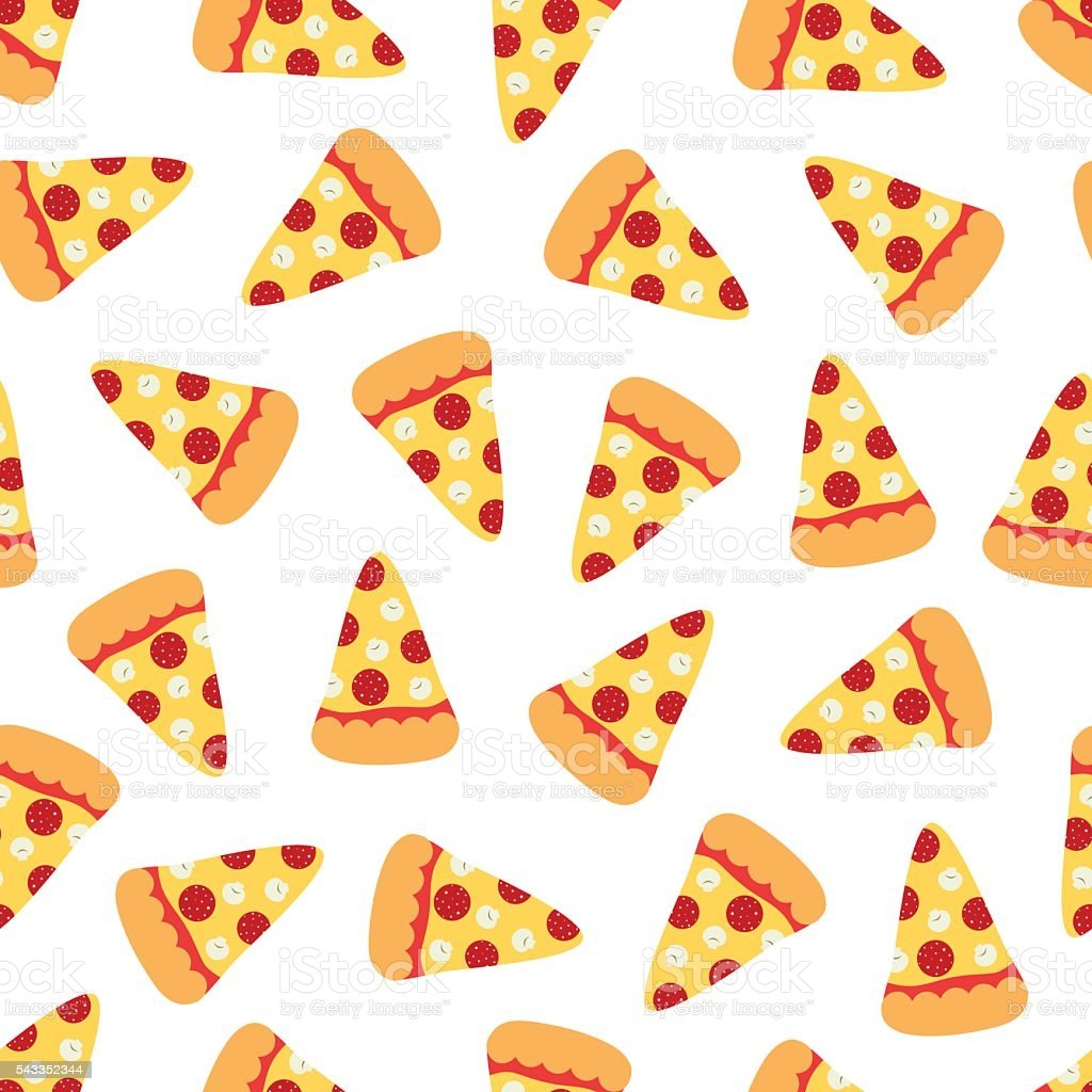 Pizza Wallpaper Stock Illustration   Download Image Now   iStock 1024x1024