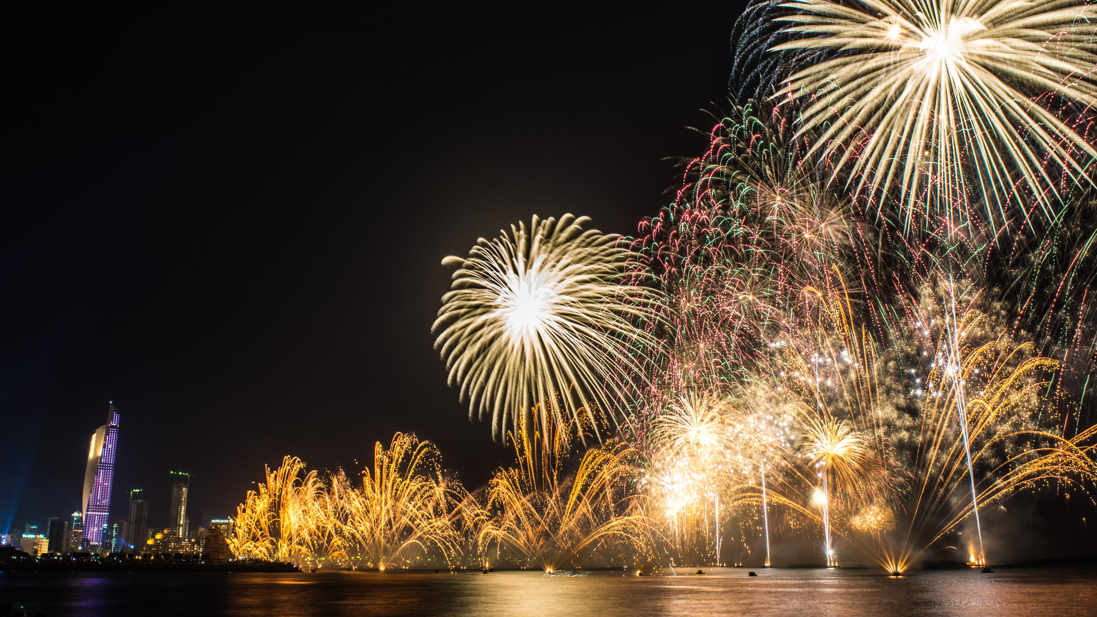 fireworks Computer Wallpapers Desktop Backgrounds 3840x2160 ID 3840x2160