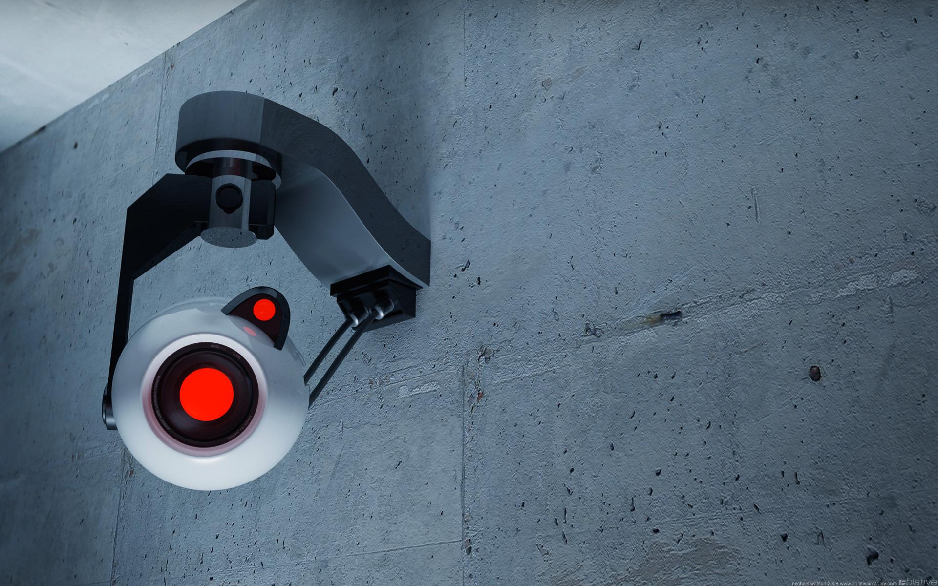Security Camera Wallpaper 1920x1200