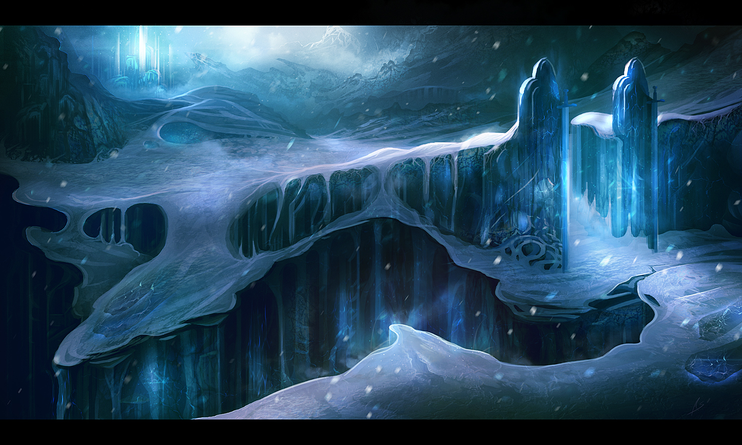 Frozen Pass by nilTrace 1500x900